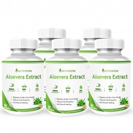 Nutripath Aloevera Extract -5 Bottle