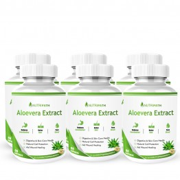 Nutripath Aloevera Extract -6 Bottle