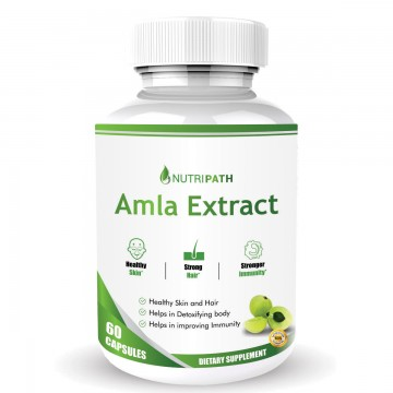 Nutripath Amla Extract 40% -1 Bottle