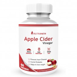 Nutripath Apple Cider Vinegar- 1 Bottle