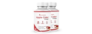 Nutripath Apple Cider Vinegar- 2 Bottle