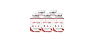 Nutripath Apple Cider Vinegar- 5 Bottle