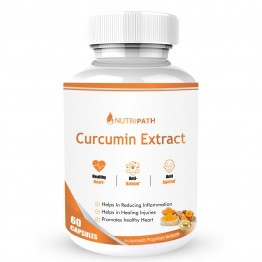 Nutripath Curcumin 60- 1 Bottle