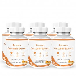 Nutripath Curcumin 60- 6 Bottle