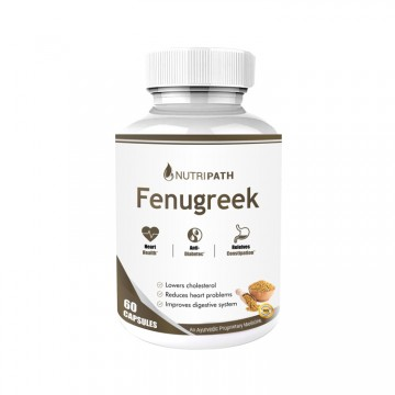 Nutripath Fenugreek Extract- 1 Bottle