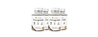 Nutripath Fenugreek Extract- 4 Bottle