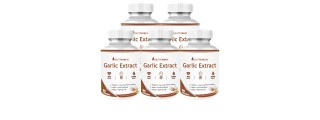Nutripath Garlic Extract 2% Allicin-5 Bottle