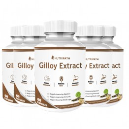 Nutripath Giloy Extract 40%- 5 Bottle