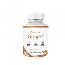 Nutripath Ginger Extract 5%- 1 Bottle
