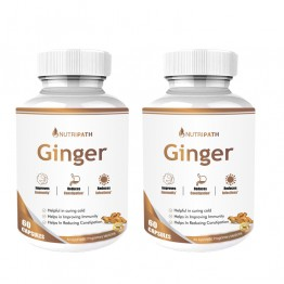 Nutripath Ginger Extract 5%- 2 Bottle