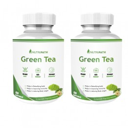 Nutripath Green Tea Extract- 2 Bottle