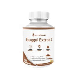 Nutripath Guggul- 1 Bottle