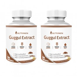 Nutripath Guggul- 2 Bottle