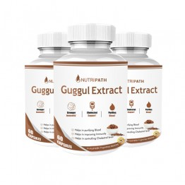 Nutripath Guggul- 3 Bottle