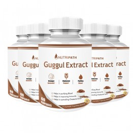 Nutripath Guggul- 5 Bottle