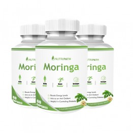 Nutripath Moringa Extract- 3 Bottle