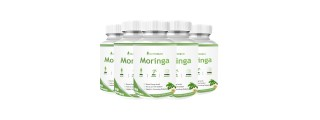 Nutripath Moringa Extract- 5 Bottle