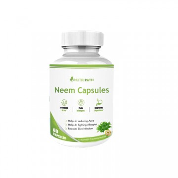 Nutripath Neem Extract 10% Bitter- 1 Bottle