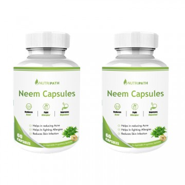 Nutripath Neem Extract 10% Bitter- 2 Bottle