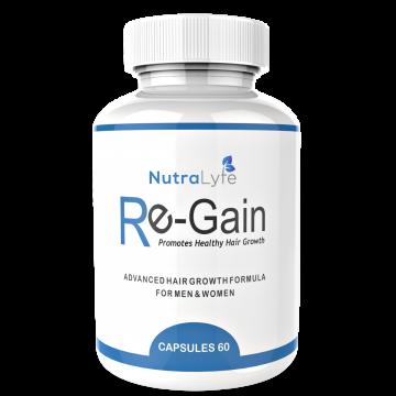 Nutralyfe Re-gain Growth - 1 Bottle