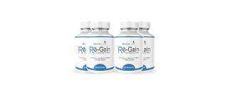 Nutralyfe Re-gain Growth - 4 Bottles