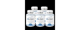 Nutralyfe Re-gain Growth - 5 Bottles