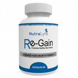 Nutralyfe Re-gain Growth - 1 Bottle