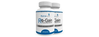 Nutralyfe Re-gain Growth - 2 Bottles
