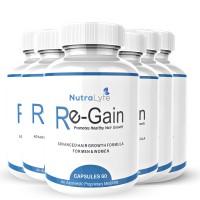 Nutralyfe Re-gain Growth - 6 Bottles
