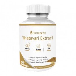 Nutripath Shatavari Extract 40%- 1 Bottle