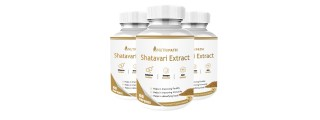 Nutripath Shatavari Extract 40%- 3 Bottle