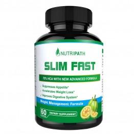 Nutripath Slim Fast - 1 Bottle