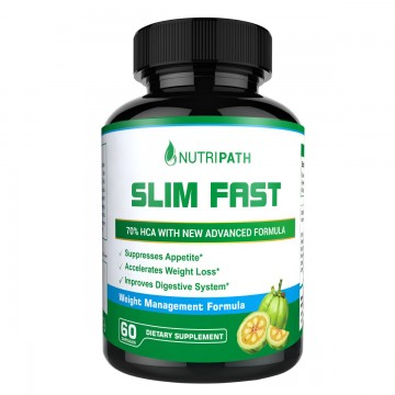 Nutripath Slim Fast - 1 Bottle