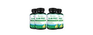 Nutripath Slim Fast - 4 Bottles