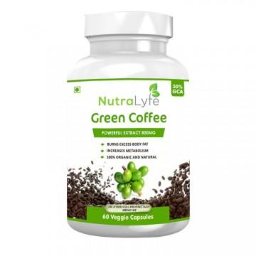 Nutralyfe Green Coffee - 2 Bottles