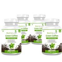 Nutralyfe Green Coffee - 4 Bottles