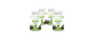 Nutralyfe Green Coffee - 4 Bottles