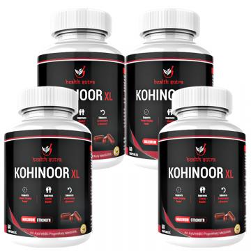 Health Sutra Kohinoor-4 Bottle