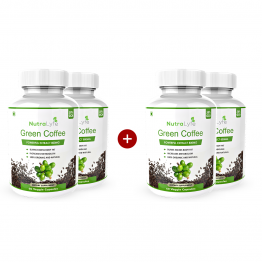 Nutralyfe Green Coffee Dual Combo