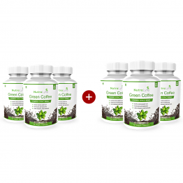 Nutralyfe Green Coffee Trio Pack