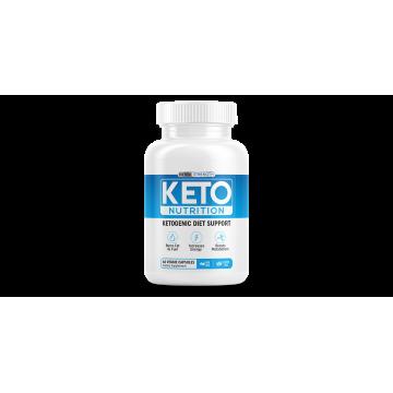 Keto Nutrition-1 bottle